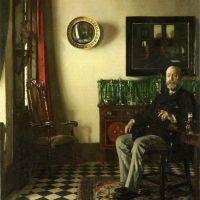 Lewis R. Tomalin by Sir William Newenham Montague Orpen