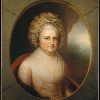Martha Washington by Rembrandt Peale
