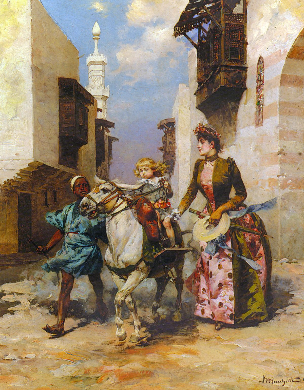 Avventura Orientale by Ludovico Marchetti