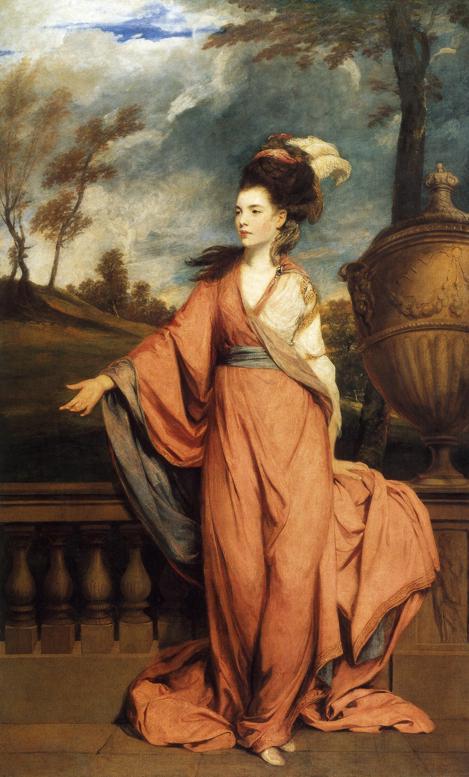 Jane, Countess of Harrington by Joshua Reynolds