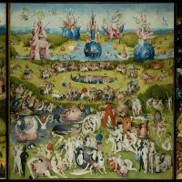 The Garden of Earthly Delights (Full) by Hieronymus Bosch