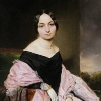 Amelie Von Nespern, GEB. Mayerhofer, Tante des Kunstlers by August Xaver Carl Von Pettenkofen