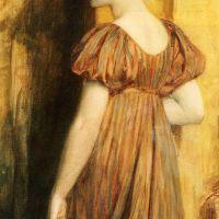An Elegant Lady by Nicolaas Van Der Waay