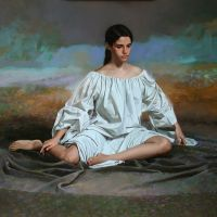 Child of Light by William Whitaker