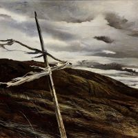 Dodges Ridge by Andrew Wyeth