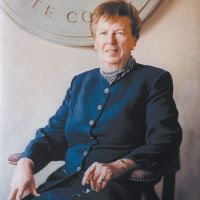 Dr. Nancy Harrington by Richard Wheeler Whitney