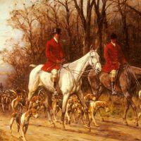 Homewards by George Wright