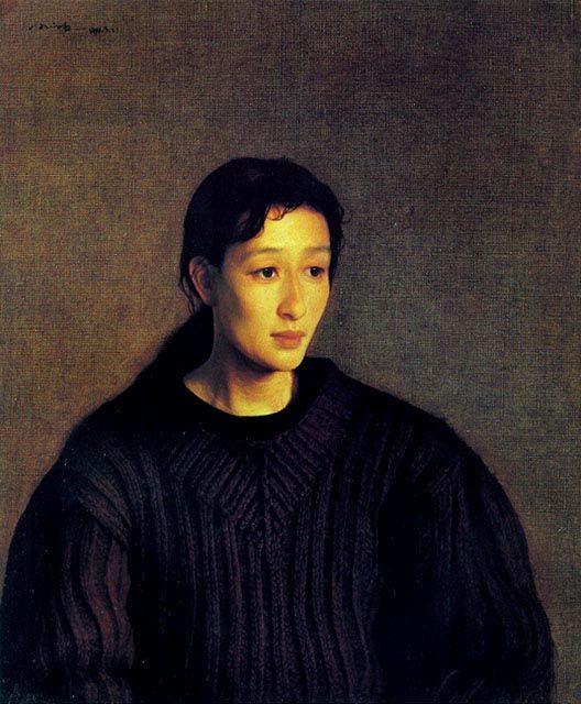 Huang by Yuqi Wang