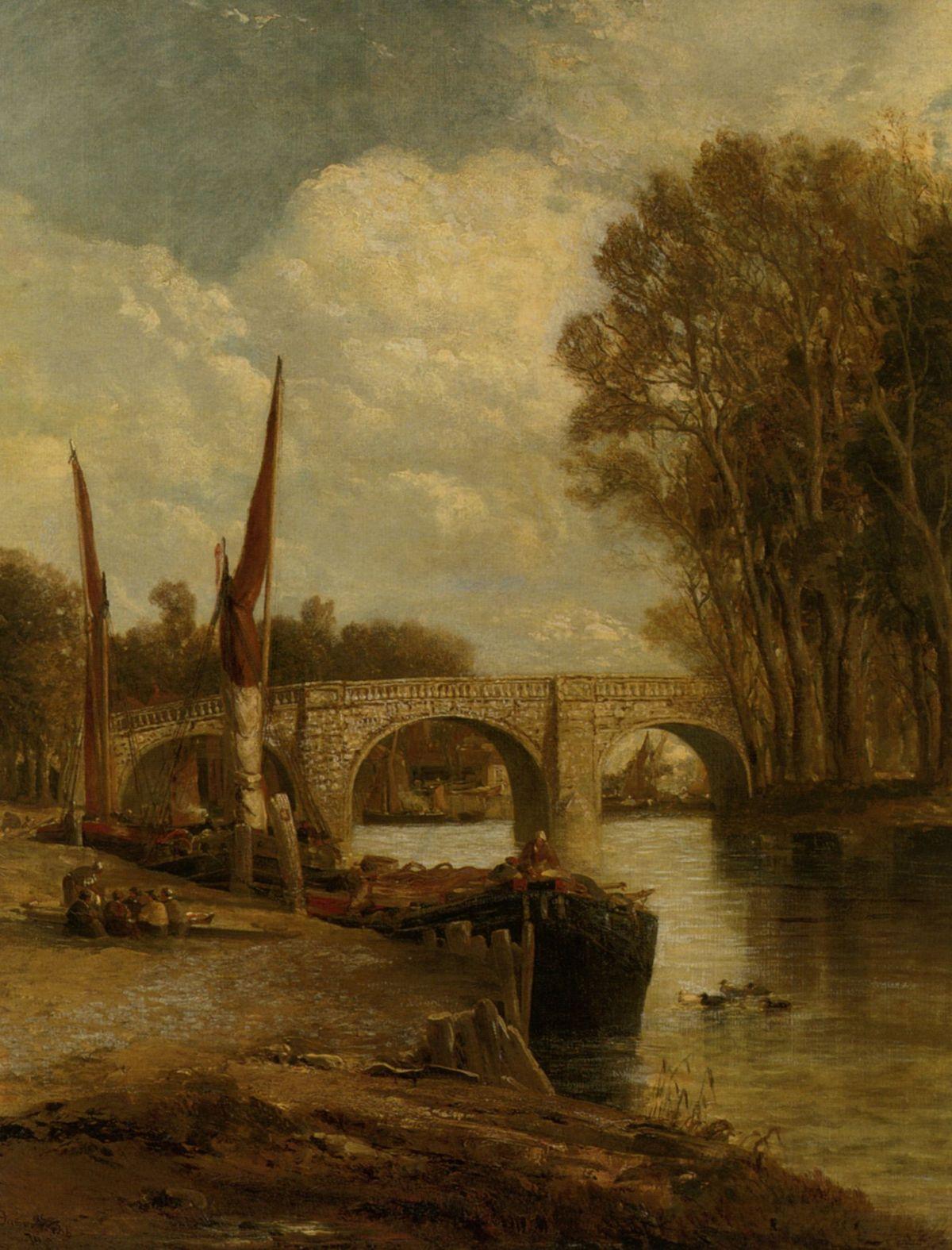 Kew Bridge by James Webb