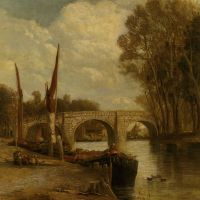 Kew Bridge by James Webb