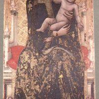 Madonna by Vitale d'Aimo de Cavalli