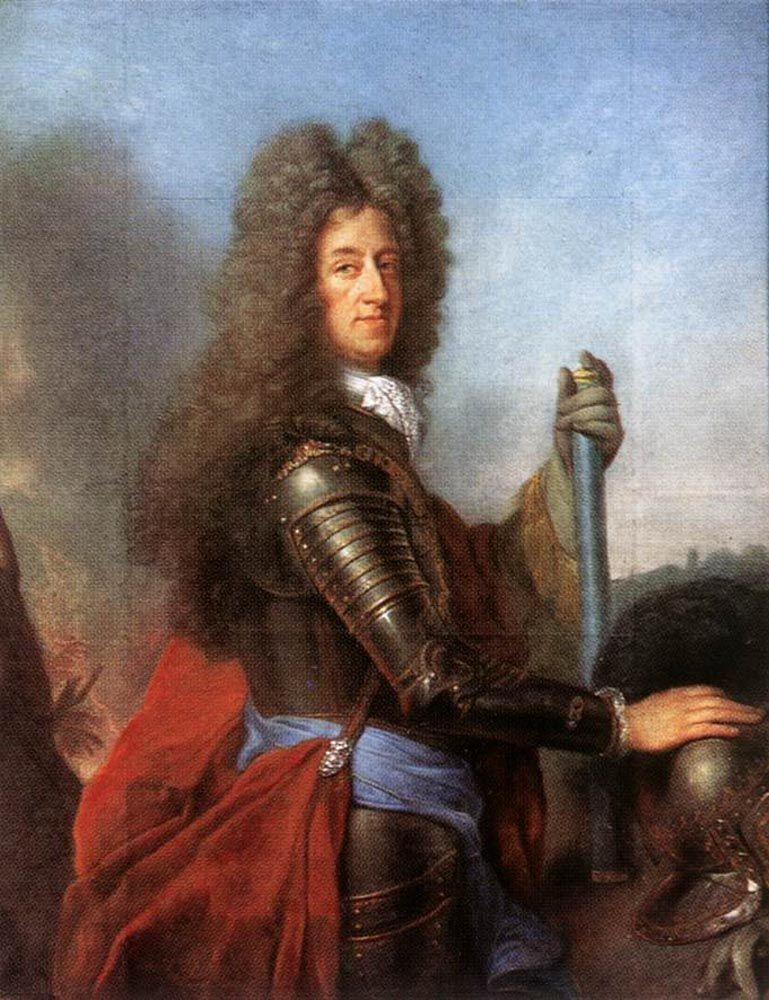 Maximilian Emanuel Prince Elector of Bavaria by Joseph Vivien