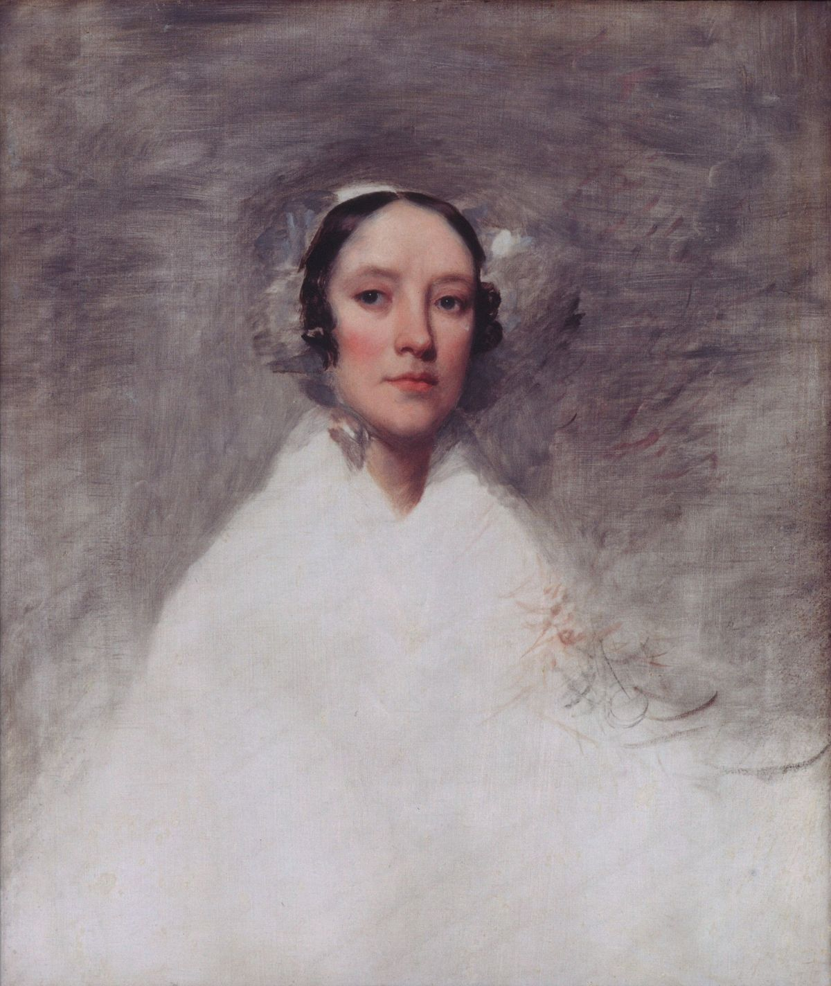 Mrs Samuel L Waldo by Samuel Lovett Waldo
