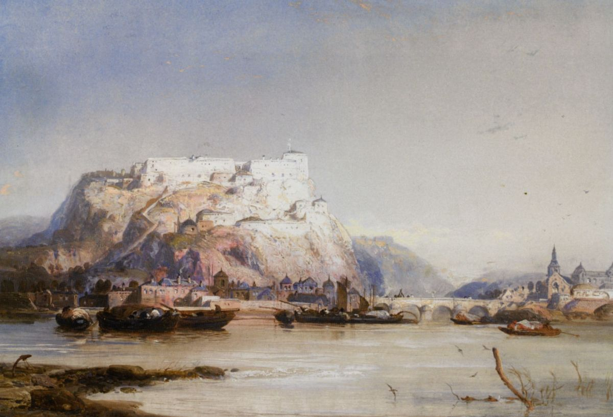 Namur Belgium by James Webb