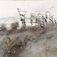 November First by Andrew Wyeth