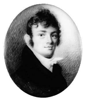 Portrait of a Young Man by Joseph Wood
