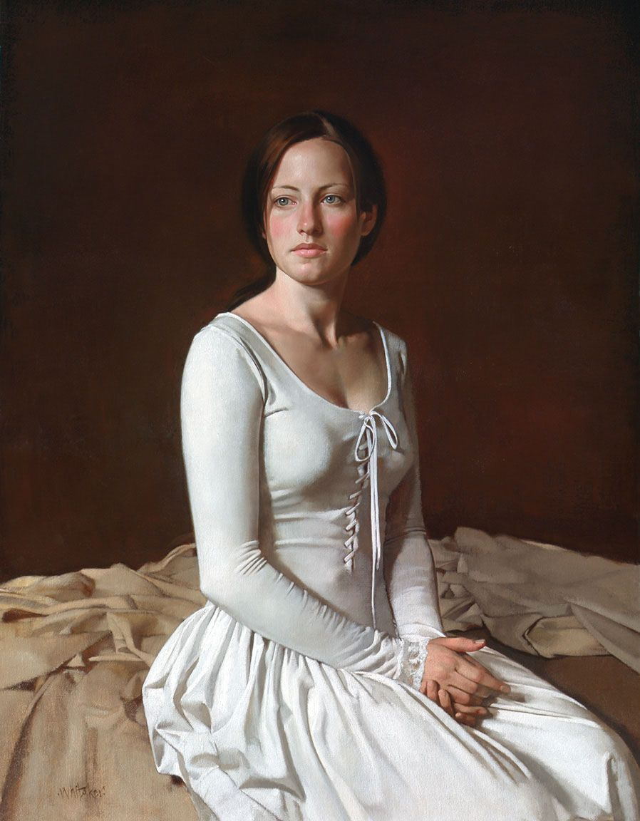 Rebeccas Place in Time by William Whitaker