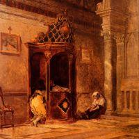 Rival Confessors by Eduardo Zamacois y Zabala
