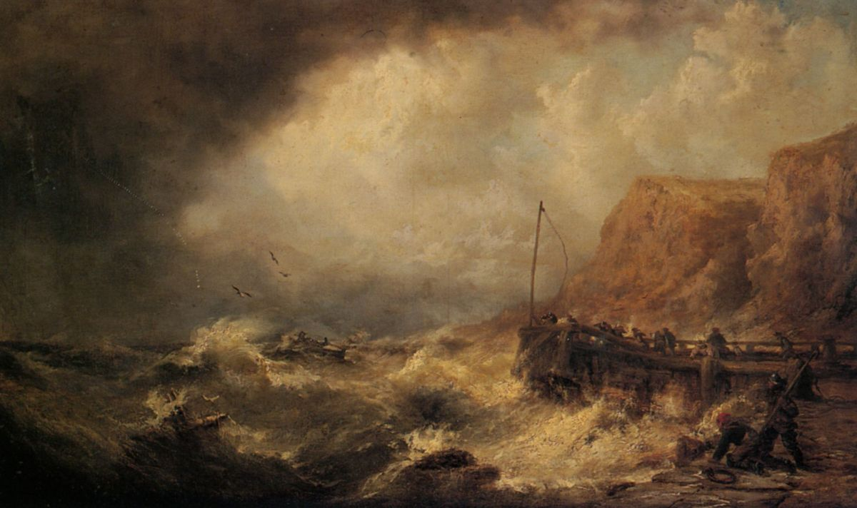 Shipwrecked by James Webb