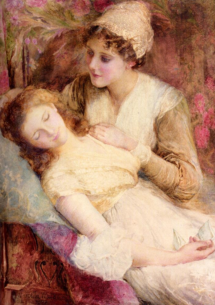 Tenderness by Marcella M. Walker