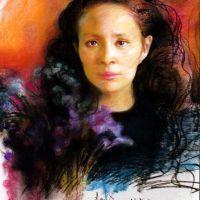 The Artist's Wife by Yuqi Wang