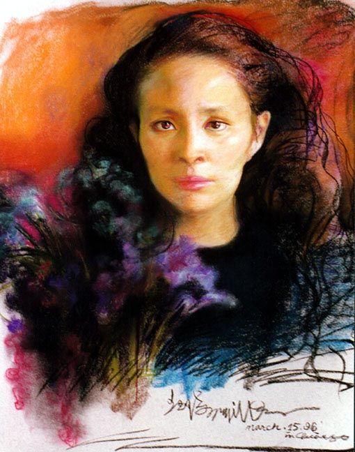 The Artists Wife by Yuqi Wang