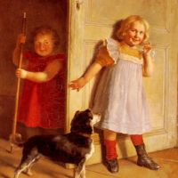 The Children's Game by Franz Wiesenthal