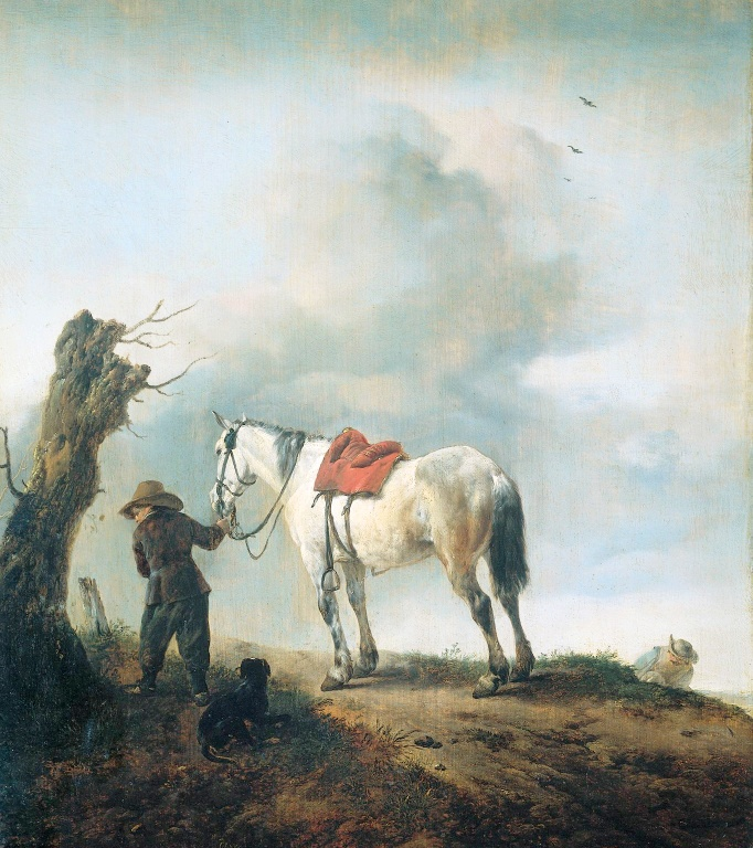 The Grey by Philips Wouwerman