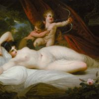 The Power of Venus by Richard Westall
