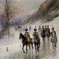 The Retreat from Moscow by Jan Von Chelminski