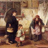 The Widow's Consolation by James Clarke Waite