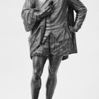 William Shakespeare by John Quincy Adams Ward