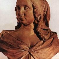 Bust of Marie von Reygersberg by Rombout Verhulst