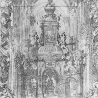 Monument to St Ferdinand by Juan de Valdes Leal