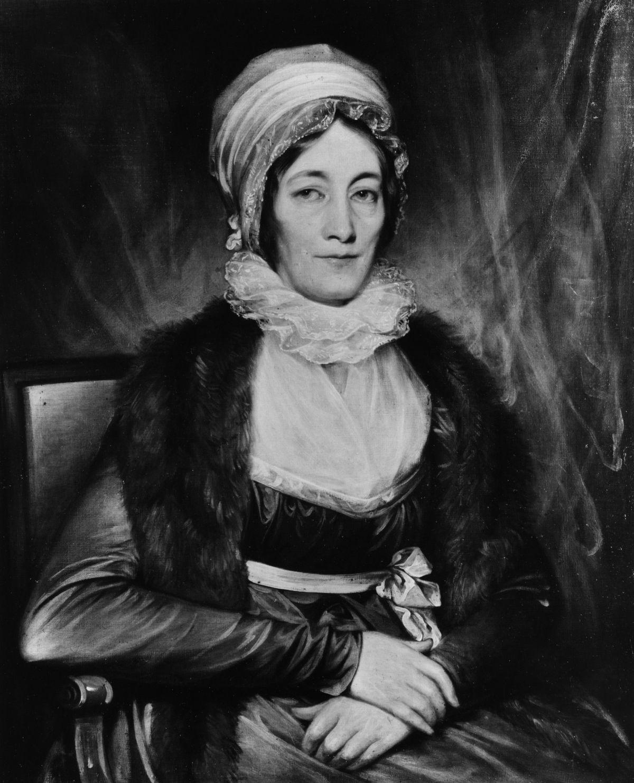 Mrs John Murray by John Trumbull