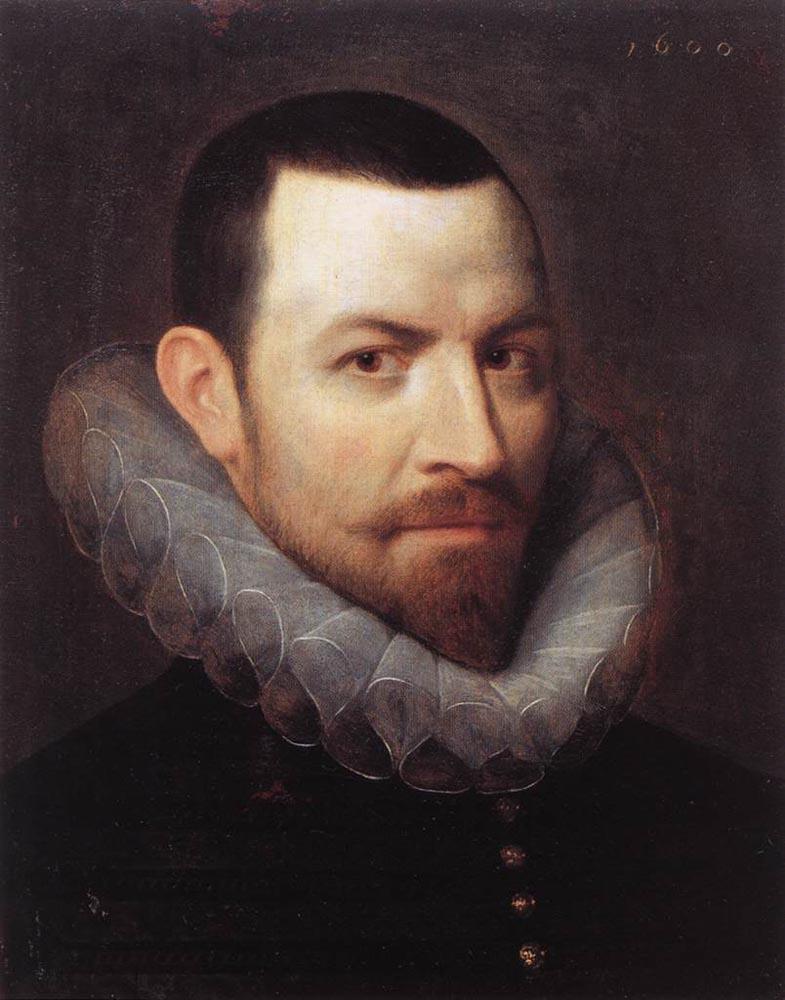 Portrait of Nicolaas Rockox by Otto van Veen