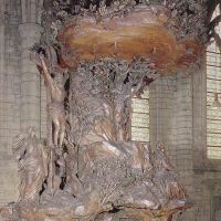 Pulpit by Michiel Vervoort the Elder