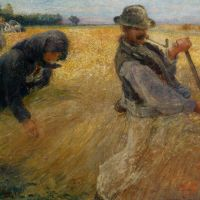 The Harvesters by Ignac Ujvary
