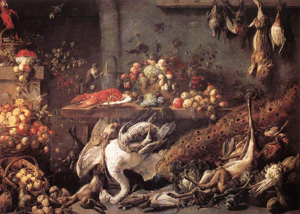 The Pantry by Adrian van Utrecht