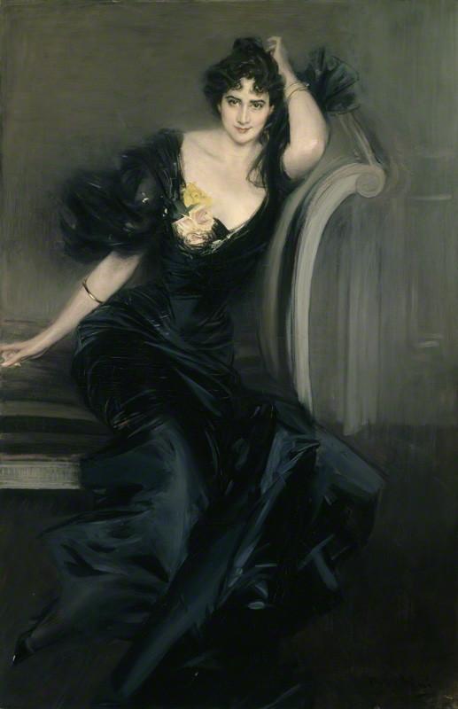 Lady Colin Campbell by Giovanni Boldini