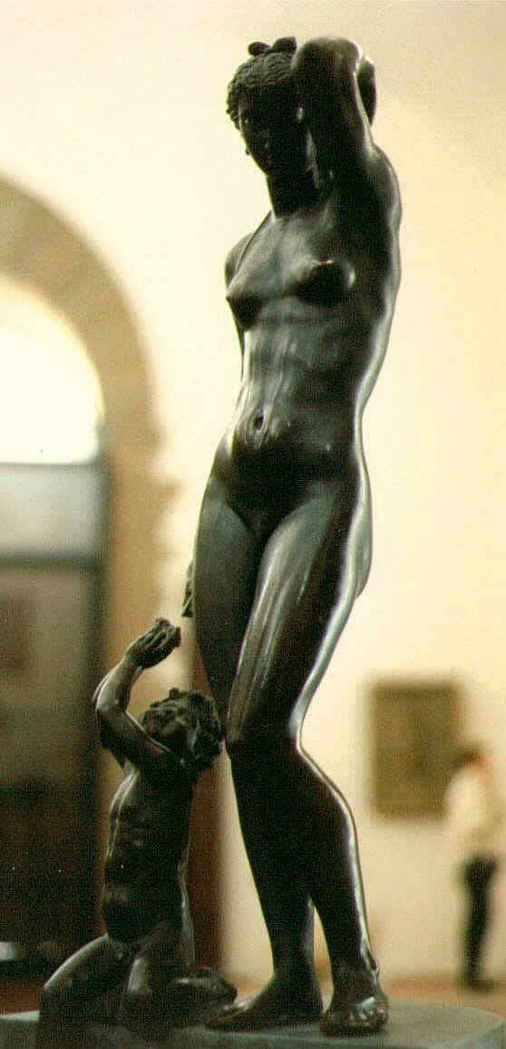 Venus by Benvenuto Cellini