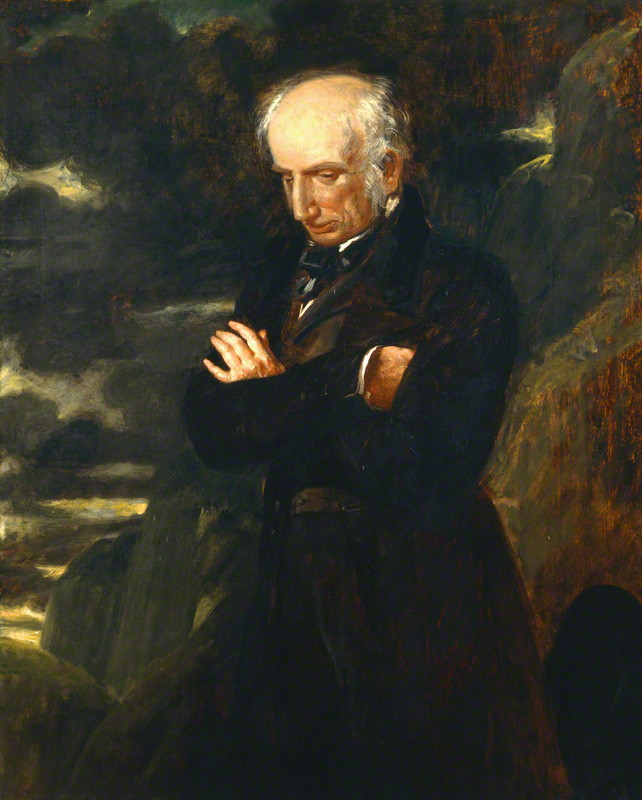 Wordsworth on Helvellyn by Benjamin Robert Haydon