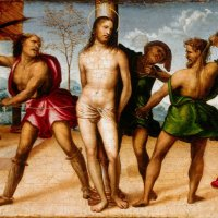 Flagellation of Christ by Il Sodoma