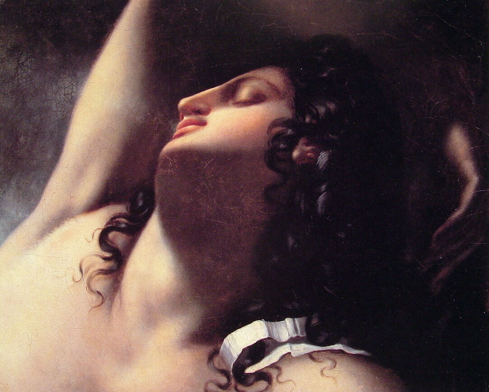 Study for the Sleep of Endyimon by Anne Louis Girodet de Roucy Triosson