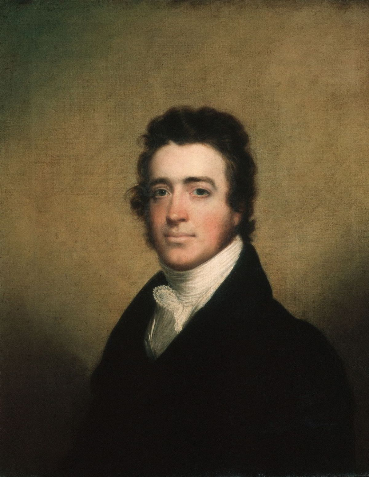 Augustus Washington Clason by John Wesley Jarvis