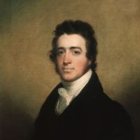 Augustus Washington Clason by John Wesley Jarvis