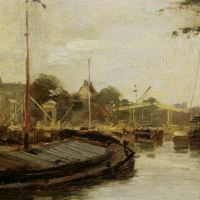 Amsterdam by Edward Seago