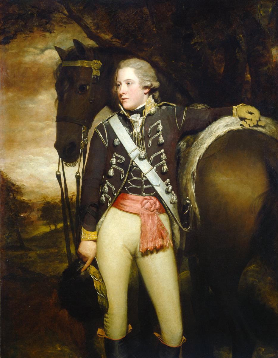 Captain Patrick Miller by Sir Henry Raeburn
