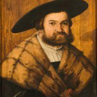 Goldsmith Jörg Zürer of Augsburg by Christoph Amberger