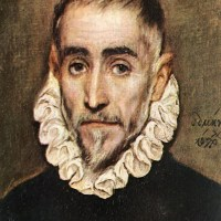 Portrait of an Elder Nobleman by El Greco
